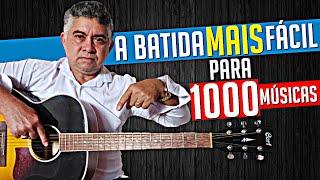 A Batida Mais FÁCIL Para 1000 Musicas !