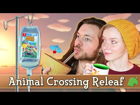 Animal Crossing New Horizons Review With My Girlfriend