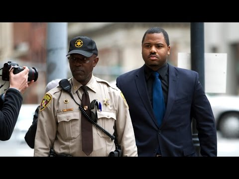 Mistrial in case of officer charged in death of Freddie Gray