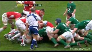 Six Nations 2011 - Wales v Ireland - 12 Mar. 2011