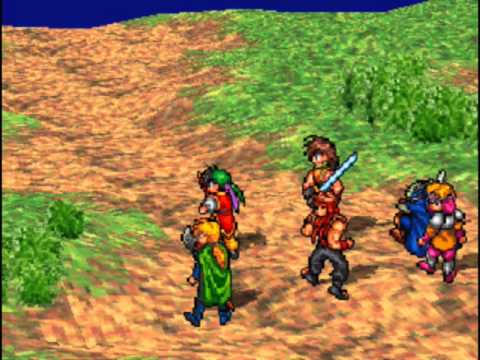 Let's Play Suikoden [BLIND] Part ♕1: The Holly and the Ivy