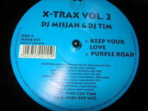 DJ MISJAH AND DJ TIM-KEEP YOUR LOVE