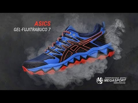 Обзор кроссовок Asics Gel Fuji Trabuco 7.