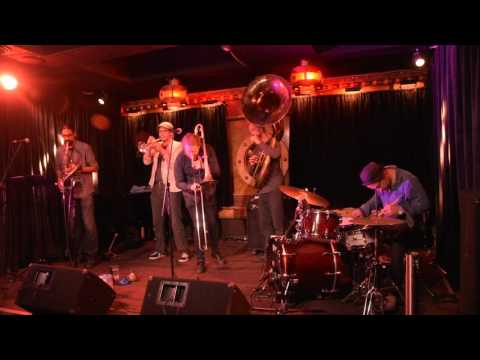 "The Heavyweights Brass Band ""Brasstronomical"" Kensington Market -Richard Sugarman Video"