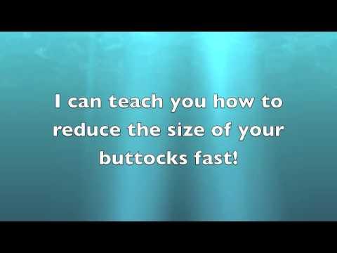Decrease Butt Size
