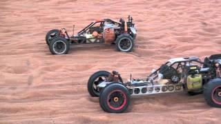 Hpi Baja Ss Reed Case Engine And 29cc Dune Bashing - Bu Fatima Rc Vids