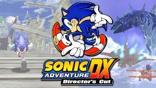 Sonic Adventure DX - Sonic Story Playthrough