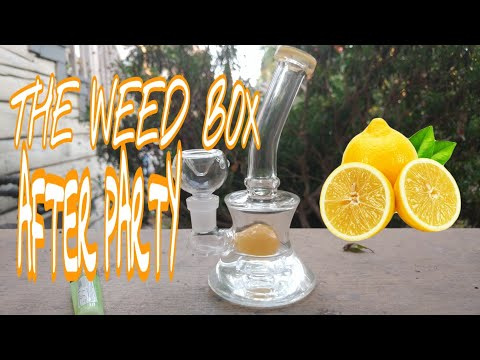 THE WEED BOX JUNE AFTER PARTY
