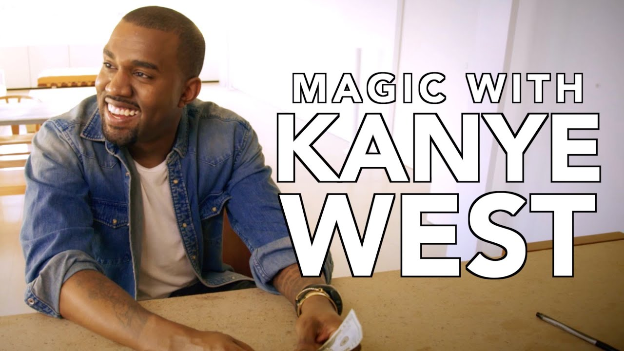 Magic With Kanye West