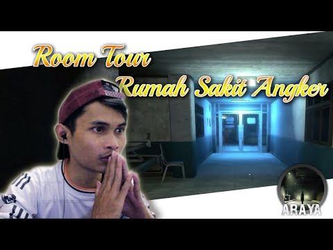 Horor Game Araya ~ Rama REVIEW & ROOM TOUR ISI RUMAH SAKIT ANGKER