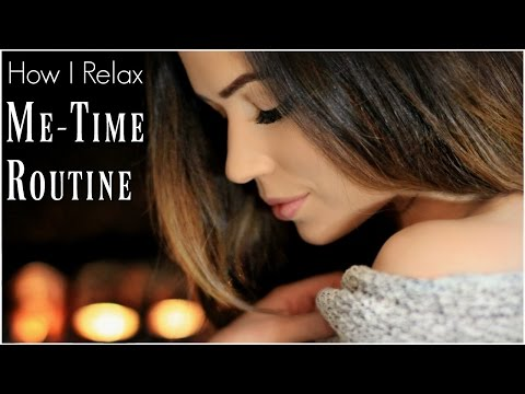 Relaxing Night Routine | How to Have