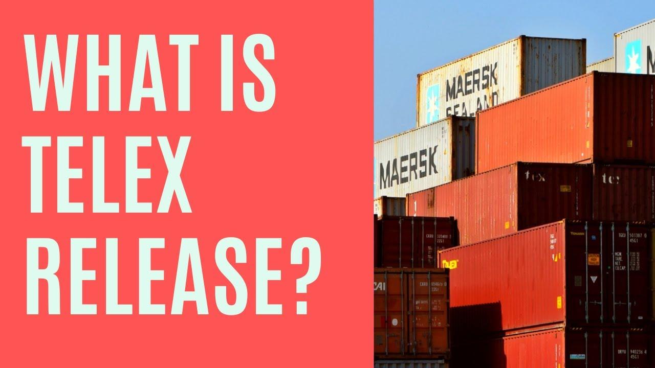 S # 128 What is TELEX Release ? in Urdu / Hindi - YouTube