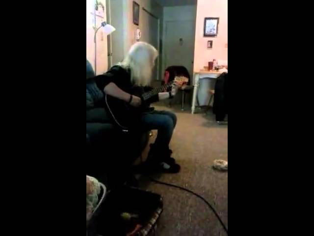 Peter Frampton's Penny For Your Thoughts (Cover )r