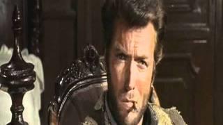 La muerte tenía un precio (Conversación Clint Eastwood y Lee Van Cleef)