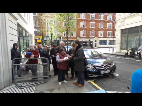 Jason Merrells in London 11 04 2015