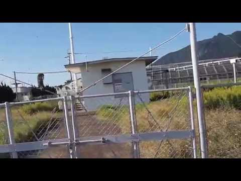 NHK-Nagasaki Shimabara radio rebroadcast place(1). NHK長崎放送局 島原ラジオ中継放送所①