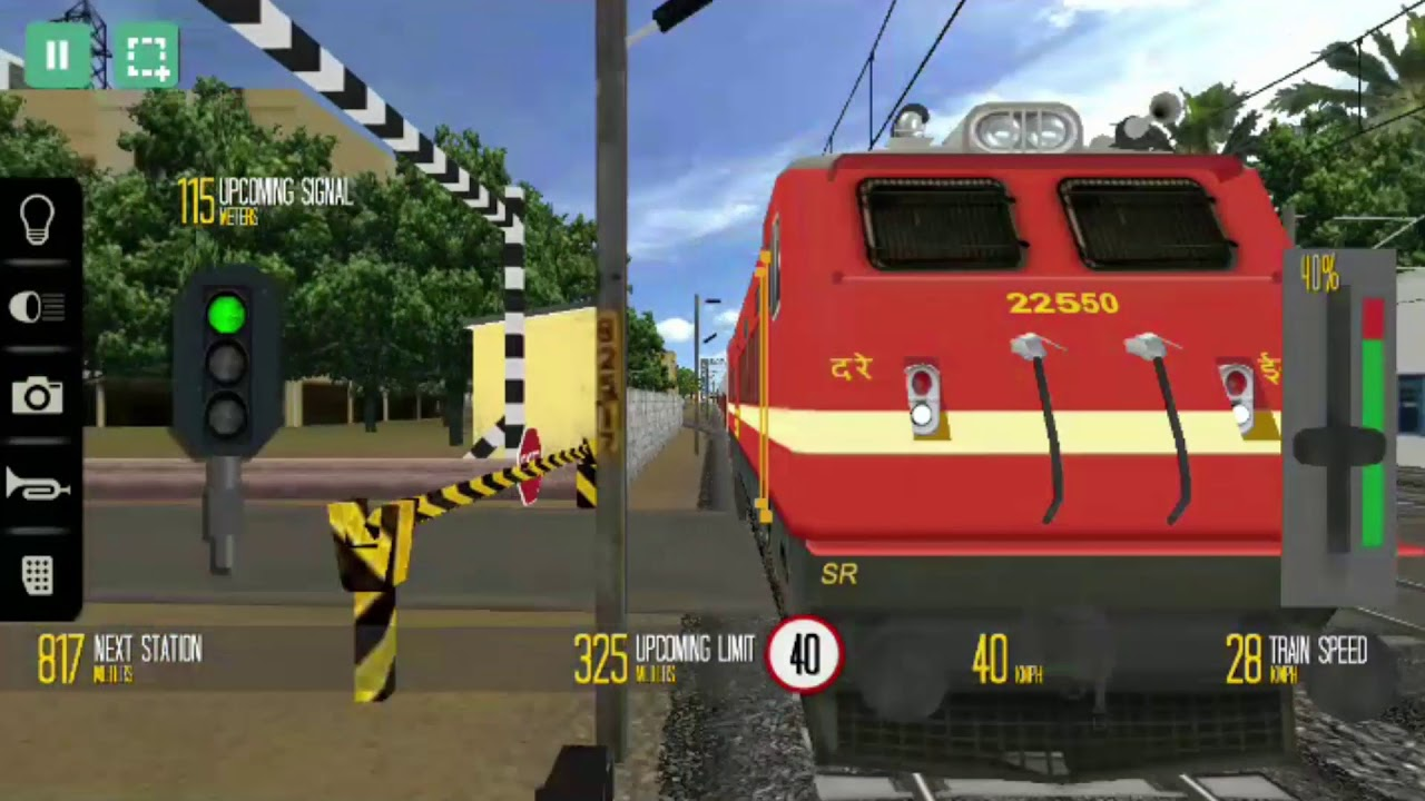 Indian Train Simulator Game | Android/ISO Free Download