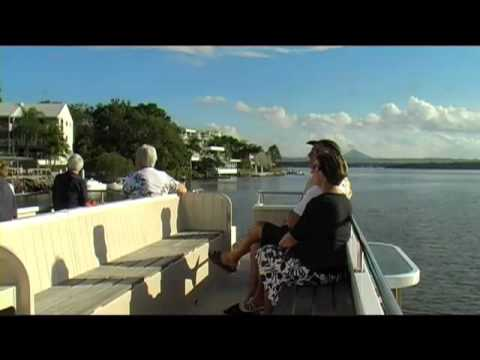 Ferry Cruise on the Noosa River