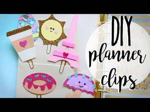 DIY Cute Paper Clips