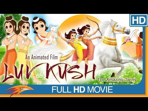 Luv Kush Hindi Full Movie HD || Animation...