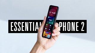 Essential Phone — самый странный телефон в 2019!