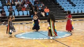 Navajo Basket Dance at WRHS Sport Center
