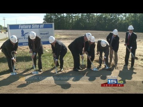 First Federal Bank Of The Midwest Breaks Ground On New Location