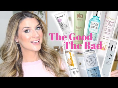 DRUGSTORE CRUELTY FREE SKINCARE BRANDS | THE PRODUCTS YOU NEED AND THE ONES YOU CAN FORGET ABOUT