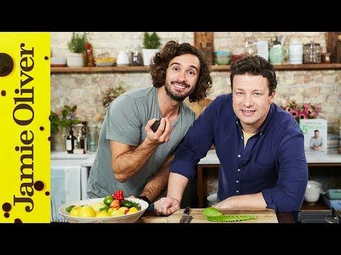 Jamie's Mexican Breakfast | Avocado, Egg & Black Beans | Jamie Oliver & The Body Coach
