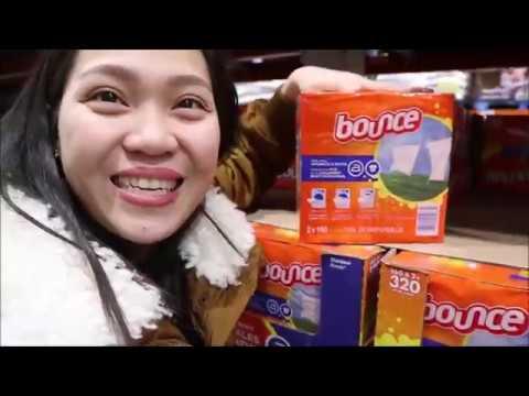 Vlog 466 Ll 2 Vợ Chồng Trời Tối Thui Lạnh Tê Tái Kéo Nhau Đi Siêu Thị Mỹ