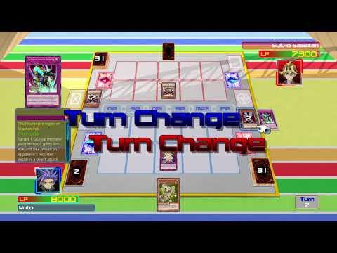 Yu-Gi-Oh! Legacy of the Duelist Yuto VS Sylvio (dlc) |