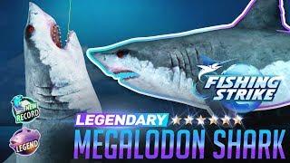 《釣魚大亨 Fishing Strike》 Legendary Megalodon Shark Catch