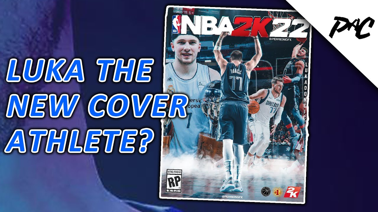 Luka Doncic Is Rumored To Be The Cover Star For Nba 2k22