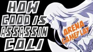 How Good Is Assassin Coli (Showcase) - Epic Seven
