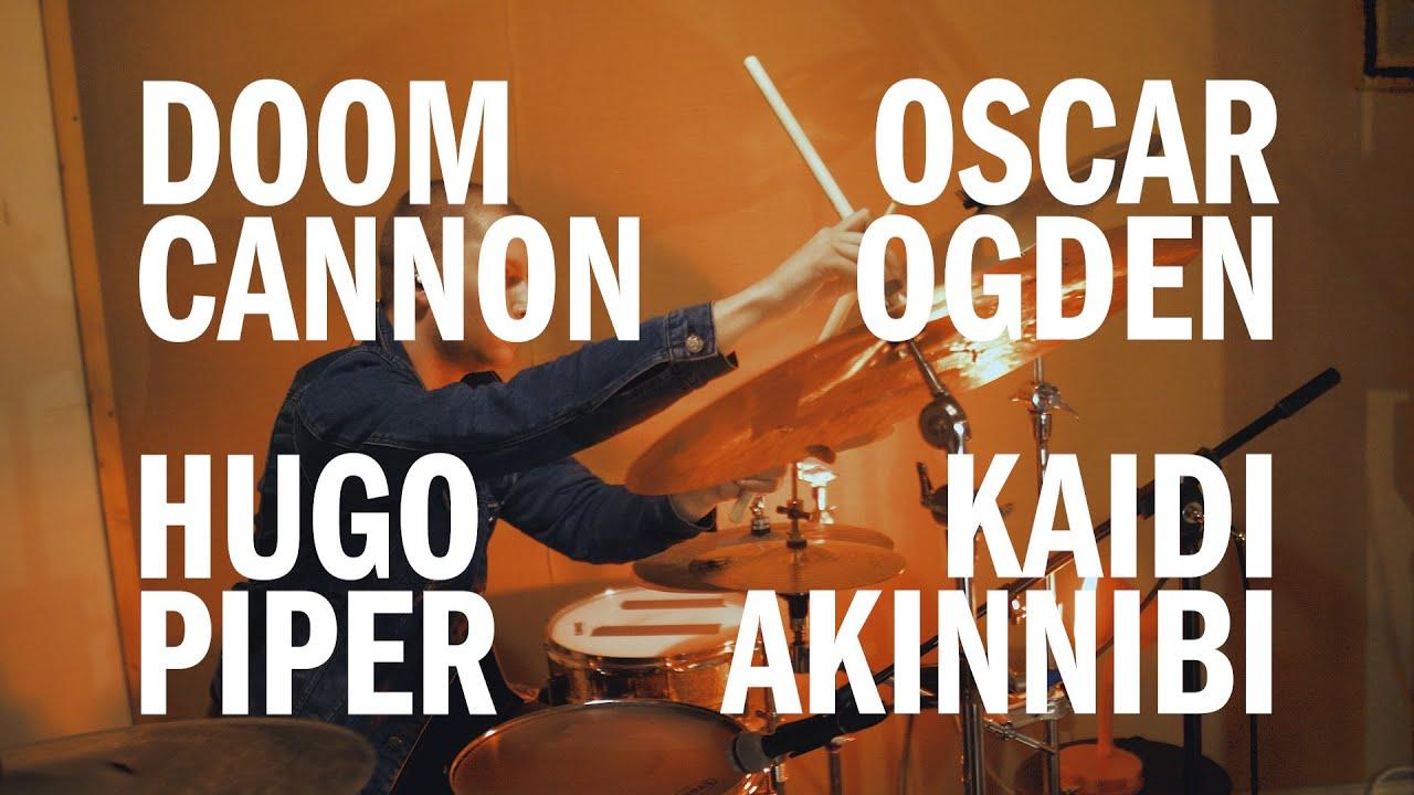 Live at Telstar 002: Improvisation feat. Doom Cannon, Oscar Ogden, Hugo Piper and Kaidi Akinnibi