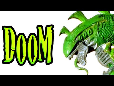 DOOM of Malan'tai Tyranids Nid Psyker - 40k Green Stuff Conversion RetributionAngel