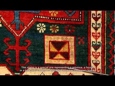 Azerbaijani carpets İravan group - film!