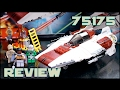 Lego Star Wars 75175 A-Wing Starfighter Review