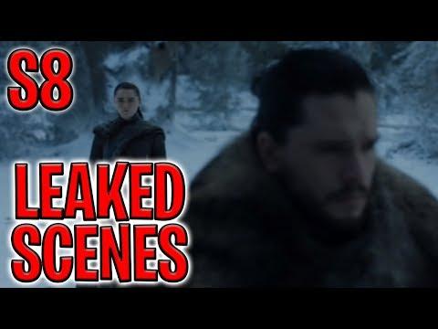 Season 8 Episodes 1-4 Leaked Scenes ! | Game of Thrones Season 8