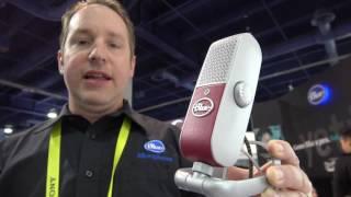 $199 Blue Raspberry USB Microphone, Blue Sadie and Blue Satellite Headphones with pre-amp