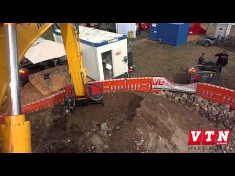 Video Třídící lopata roštová VTN SB série
