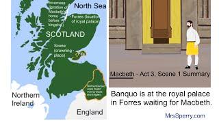 Macbeth - Act 3, Scene 1 Summary