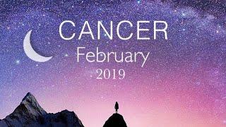 L.O.V.E Cancer February 2019 Tarot.