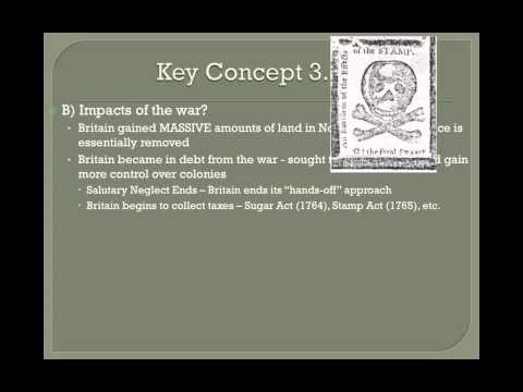 APUSH Review: Key Concept 3.1 (Most up-to-date video)