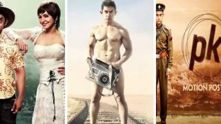 PK (PEEKAY) Official Theatrical Trailer, Teaser, First Look