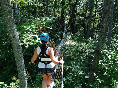 Scenic Caves Eco Adventure Tour In Collingwood, Ontario, Canada