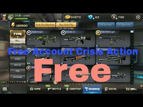 😲Free Account Crisis Action #2.Death Knight Level 4😱