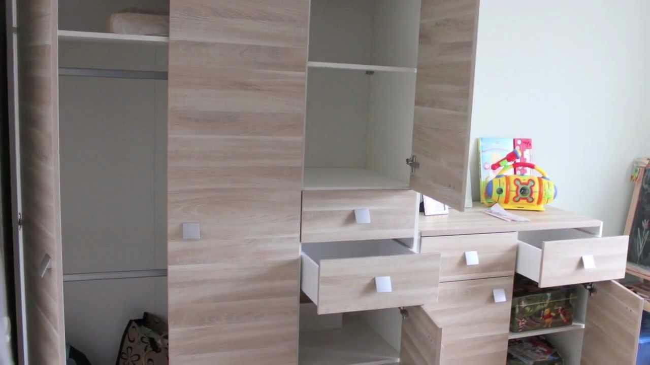 paidi kinderzimmer alessia 2012 youtube. Black Bedroom Furniture Sets. Home Design Ideas