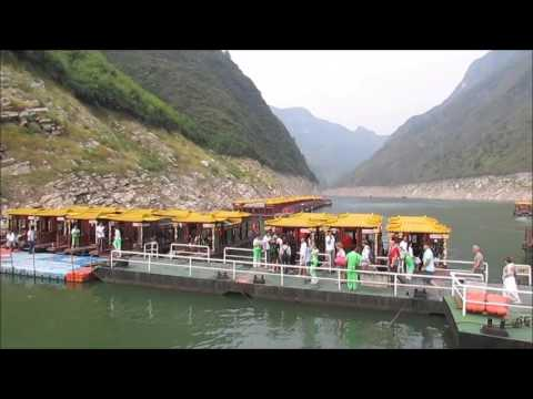China Yangtze Century cruise
