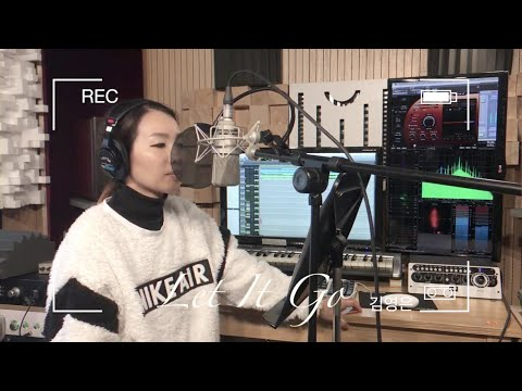 Let It Go 렛잇고 (Frozen OST)_Cover by 김영은 of 프로젝트진지